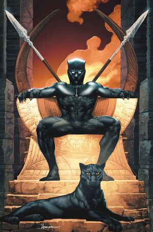 Black Panther Vol 6 16 Solicit