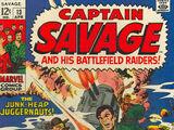 Capt. Savage and his Leatherneck Raiders Vol 1 13