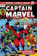 Captain Marvel Vol 1 31