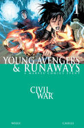 Civil War Young Avengers and Runaways Vol 1 1