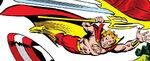 Daimon Hellstrom (Earth-77640) from Fantastic Four Roast Vol 1 1 0001