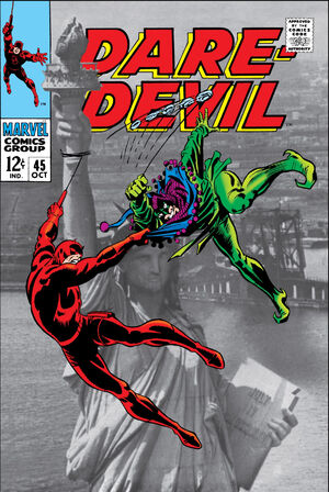 Daredevil Vol 1 45