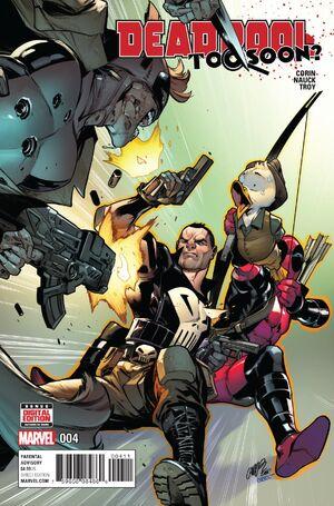Deadpool Too Soon? Vol 1 4