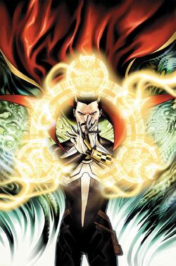 Doctor Strange Vol 5 10 Textless
