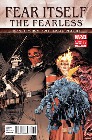 Fear Itself The Fearless Vol 1 8