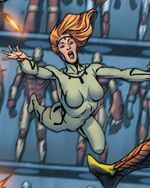 Firebrand (Amanda) (Earth-616) from Infinity Heist Vol 1 3 001