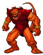 Gog (Tsiln) (Earth-616) from Official Handbook of the Marvel Universe A-Z Update Vol 1 1 001