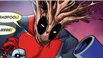 Grootpool (Earth-77281) from Deadpool Kills Deadpool Vol 1 4 0001
