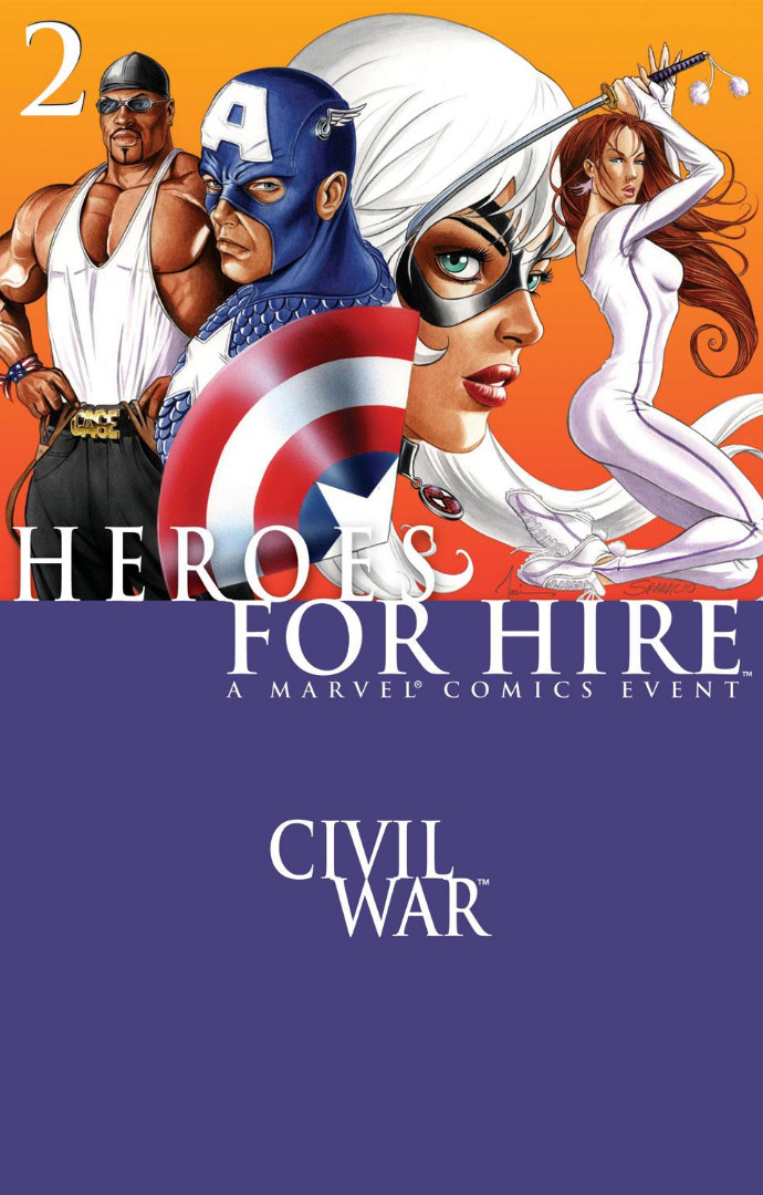 Heroes for Hire Vol 2 2