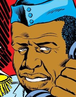 Idi Amin (Earth-616) | Marvel Database | FANDOM powered by Wikia
