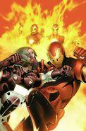 Invincible Iron Man Vol 2 6 Textless