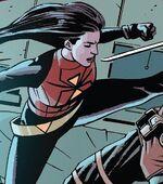 Jessica Drew (Earth-TRN664) from Deadpool Kill the Marvel Universe Vol 1 2 002
