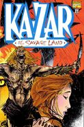 Ka-Zar of the Savage Land Vol 1 1