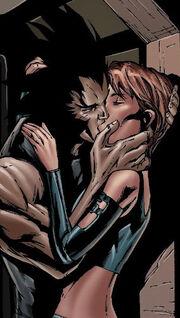 Korvus Rook'shir (Earth-616) & Rachel Summers (Earth-811) from Uncanny X-Men Vol 1 484 001