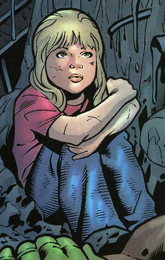 File:Lauren (Mutant) (Earth-616) from Rogue Vol 3 1 001.png
