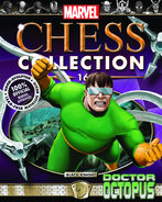 Marvel Chess Collection Vol 1 16 Solicit