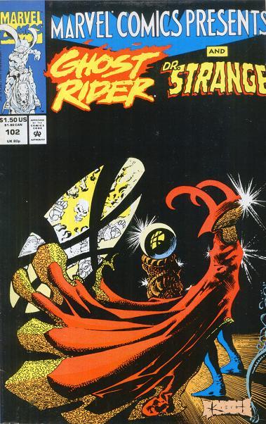 marvel comics 101