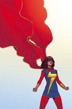 Ms. Marvel Vol 3 3 Textless