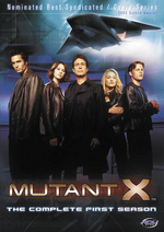 Mutant X (Earth-704509) from Mutant X (TV series) Season 1 Promo 0001