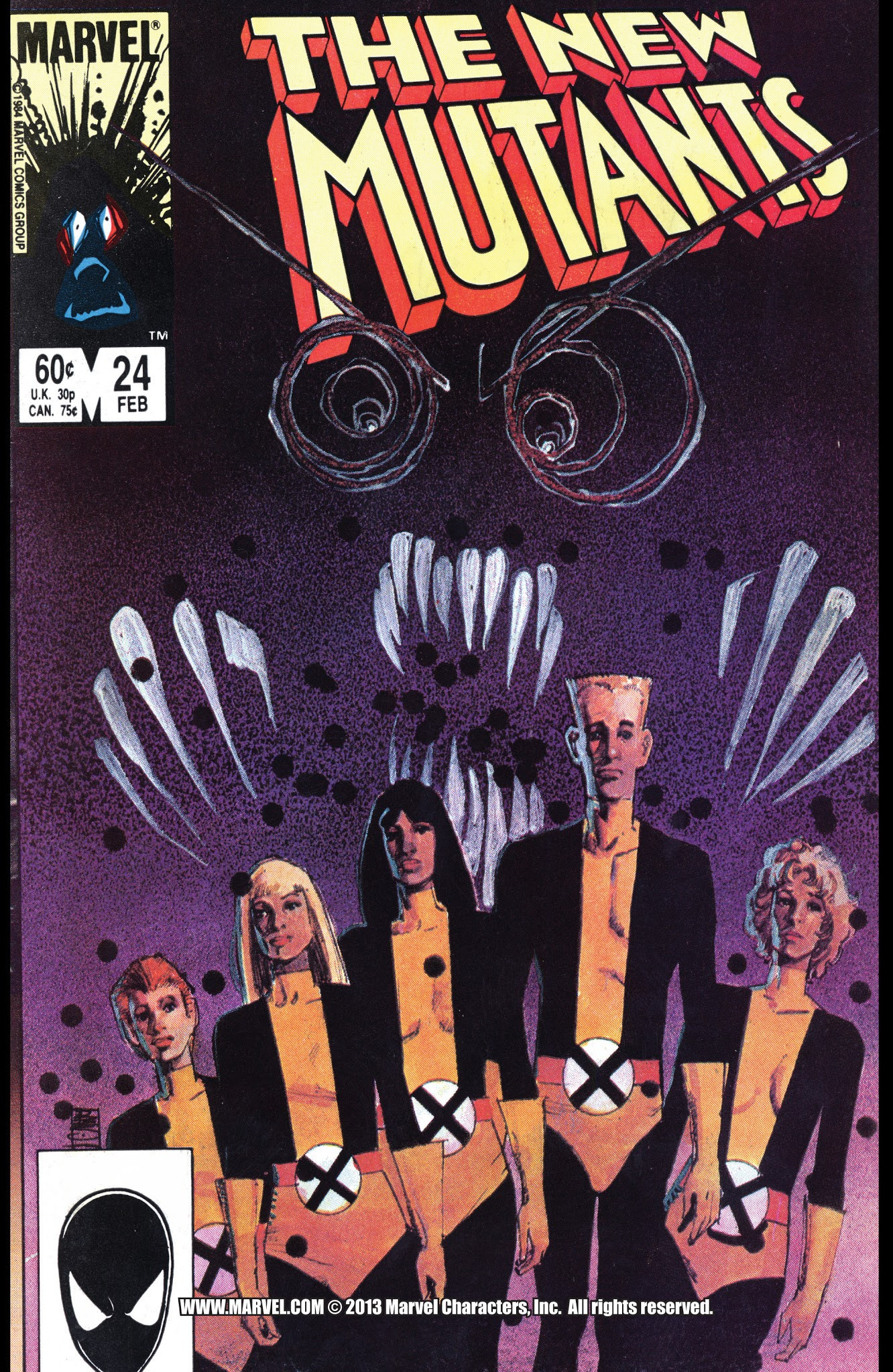 New Mutants Vol 1 24