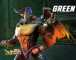 Norman Osborn (Earth-TRN670) from Marvel Strike Force 002