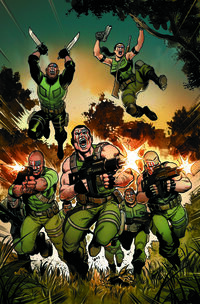 Nuke Platoon (Earth-616) from Weapon X Vol 3 12 001