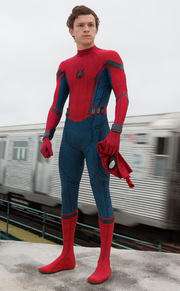 Peter Parker (Earth-199999) from Spider-Man Homecoming 001