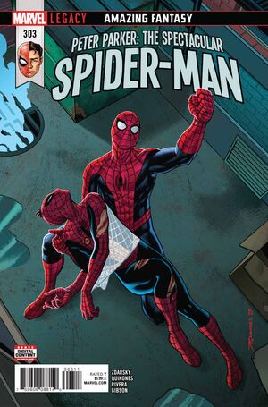Peter Parker The Spectacular Spider-Man Vol 1 303
