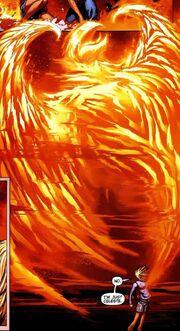 Phoenix Force (Earth-616) from X-Men Phoenix Warsong Vol 1 5 0001