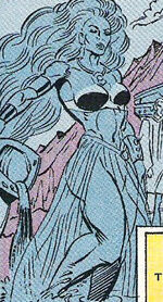 Psyche (Deity) (Earth-616) from Marvel Super-Heroes Vol 2 9 0001