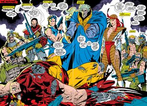 Reavers (Earth-616) from Uncanny X-Men Vol 1 248 001