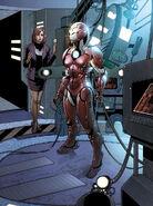 Rescue Armor Model 1 from Invincible Iron Man Vol 2 10 001