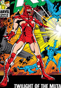 Scott Summers (Earth-616) as Eric the Red from X-Men Vol 1 52