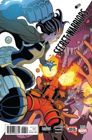 Secret Warriors Vol 2 6