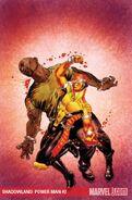 Shadowland Power Man Vol 1 2 Textless