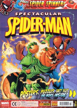 Spectacular Spider-Man (UK) Vol 1 222