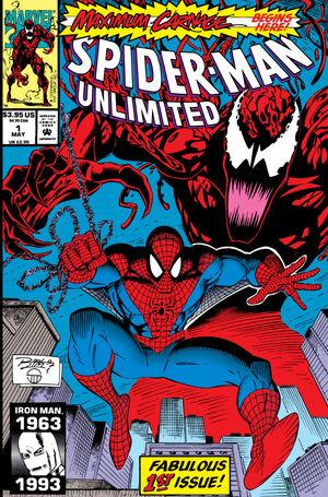 Spider-Man Unlimited Vol 1 1