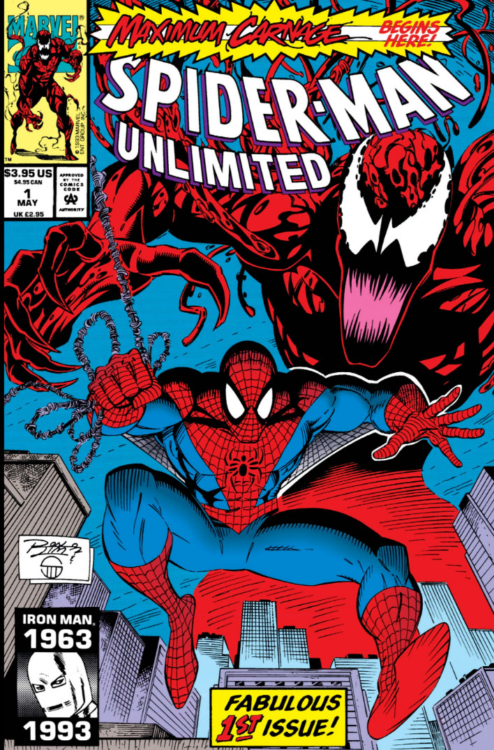 spider man unlimited vol 1 1 marvel database fandom powered by wikia. Black Bedroom Furniture Sets. Home Design Ideas