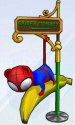 Spider-Monkey (Earth-TRN562) from Marvel Avengers Academy 001