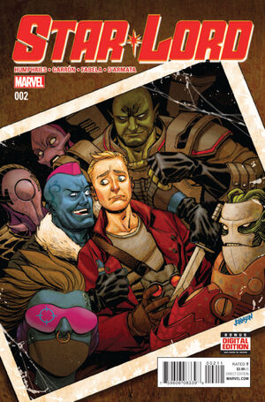 Star-Lord Vol 1 2