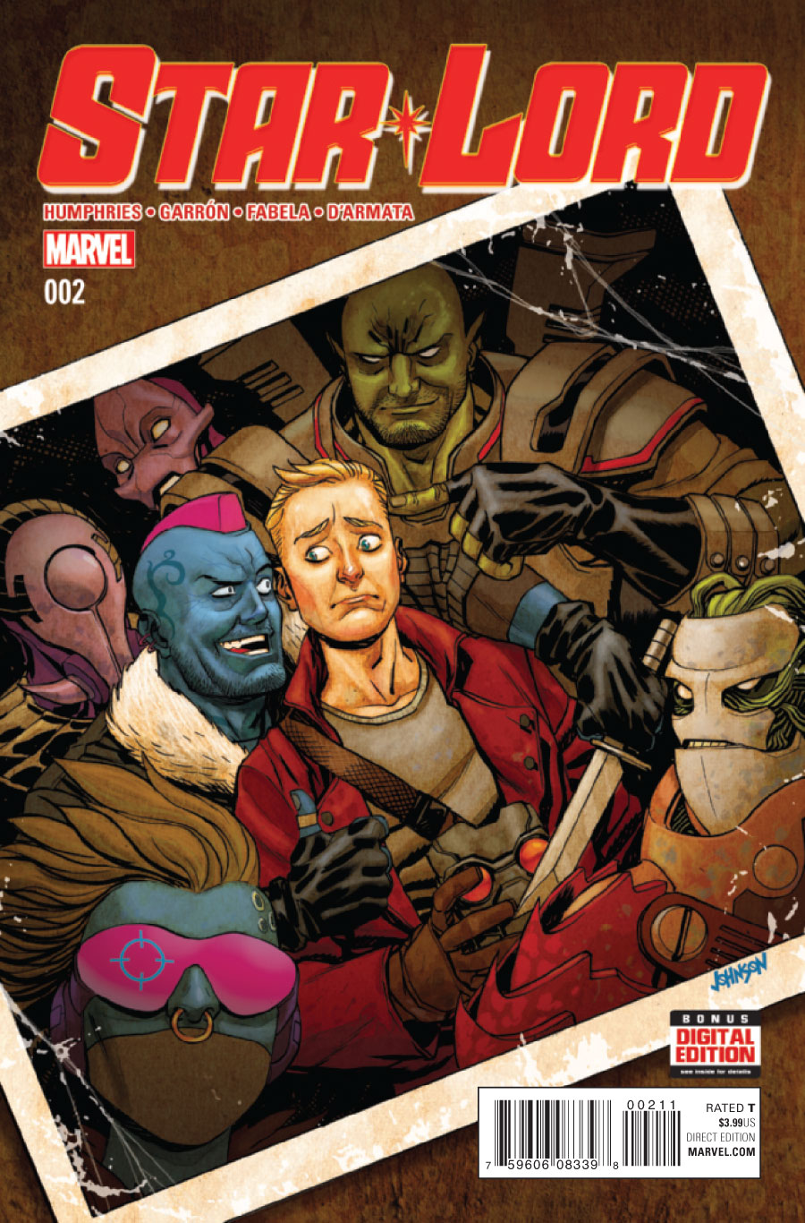 Star-Lord Vol 1 2 | Marvel Database | FANDOM powered by Wikia