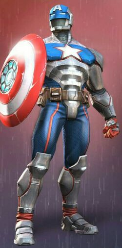 Steven Rogers (Earth-TRN634) from Marvel Contest of Champions 002