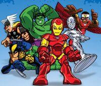 Super Hero Squad (Earth-91119) Promo 001