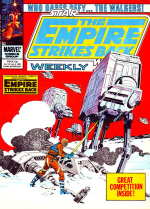 The Empire Strikes Back Weekly (UK) Vol 1 123