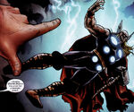 Thor Odinson (Earth-2149) from Marvel Zombies Vs. Army of Darkness Vol 1 3 0001