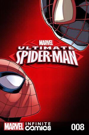 Ultimate Spider-Man Infinite Comic Vol 2 8