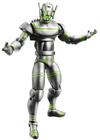 Ultron (Earth-616) from Marvel Universe (Toys) Series 3 Wave XV 0001
