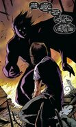 Void (Dark Sentry) (Earth-616) and Lindy Lee (Earth-616) from Mighty Avengers Vol 1 14 001