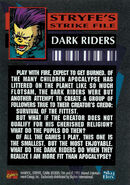 X-Factor Vol 1 86 Trading card back