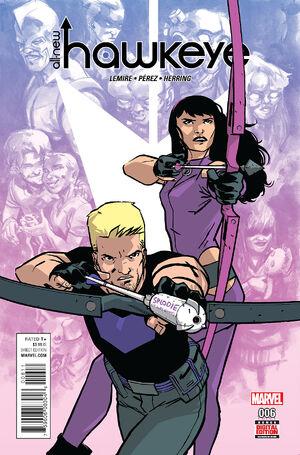 All-New Hawkeye Vol 2 6